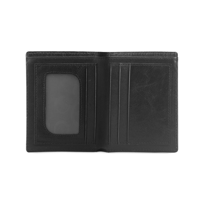 ANCHORED - MEN'S LEATHER WALLET