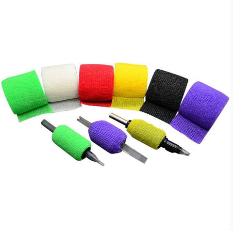 "Medical Cohesive Wrap - 2"" - Bag of 12 rolls - PrimalAttitude.com - 1"
