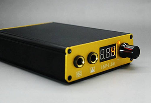 Magnetic and Rechargable TEK10 Power Supply - PrimalAttitude.com - 1