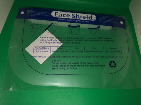 Face Shield - best quality
