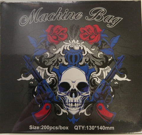 Machine Bags - RED