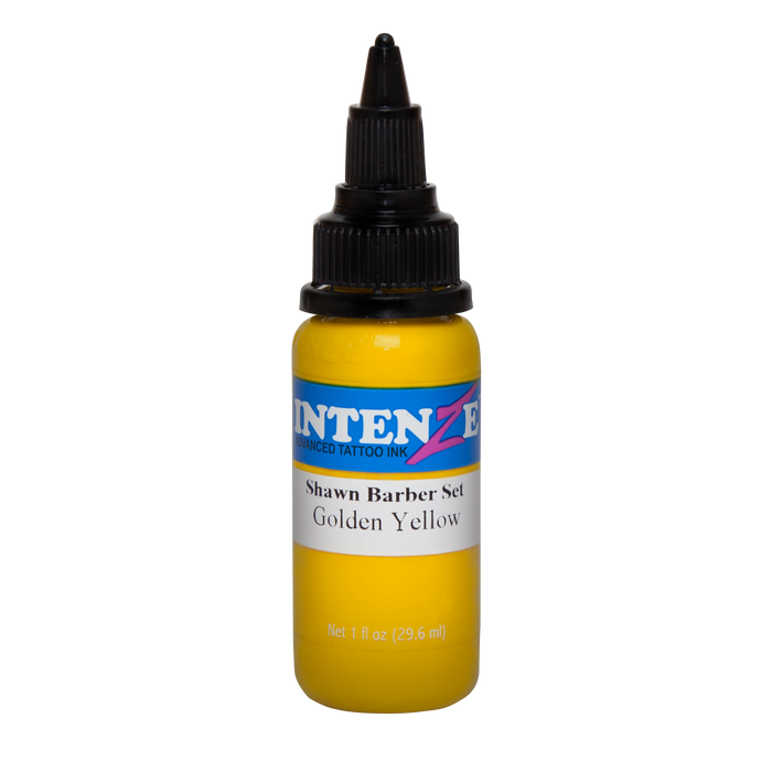 INTENZE TATTOO INK - YELLOWS
