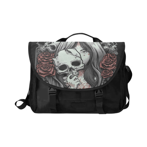"MUERTE 15"" LAPTOP BAG"