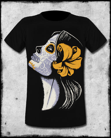 Sugar Skull by Akumu Ink Clothing - PrimalAttitude.com
