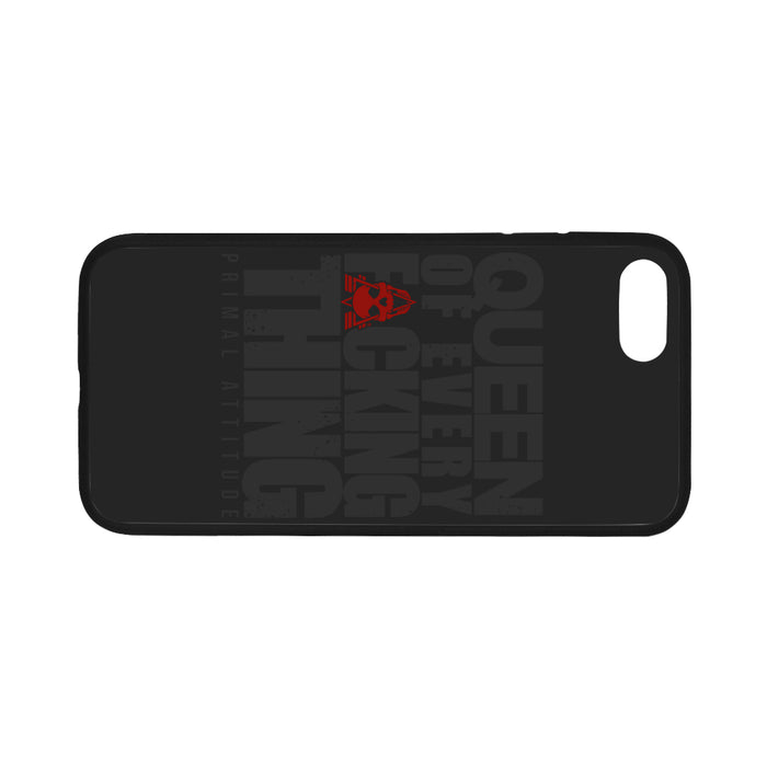 Queen of Every Fucking Thing Black - iPhone 7 Case 4.7""