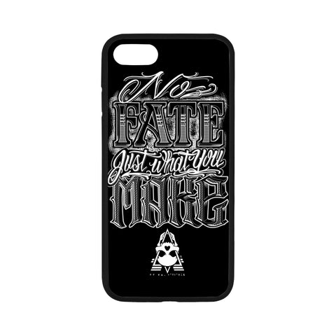 NO FATE - MolassesJones x Primal Attitude - iPhone 7 Case 4.7""