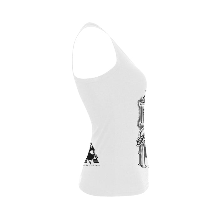 No Fate Racer Back Tank Women's Tank Top