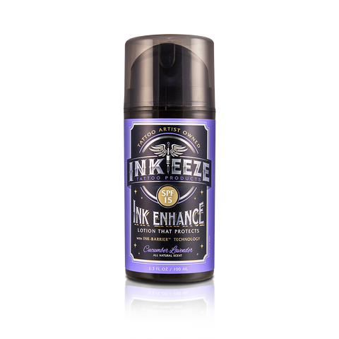 INK-EEZE Ink-Enhance SPF 15 Cucumber Lavender 3.3oz