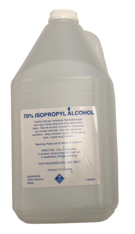 70% Isopropyl Alcohol
