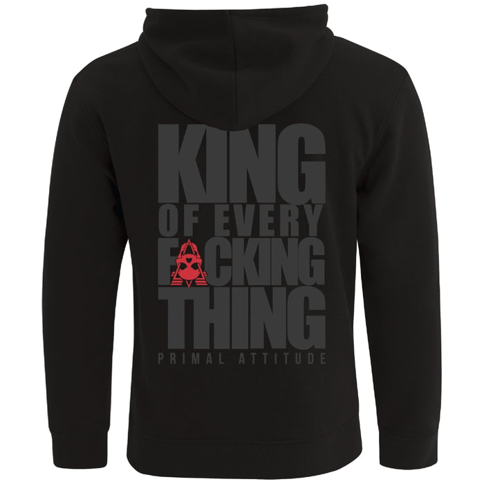 KING OF EVERYTHING HOODIE - ZIP
