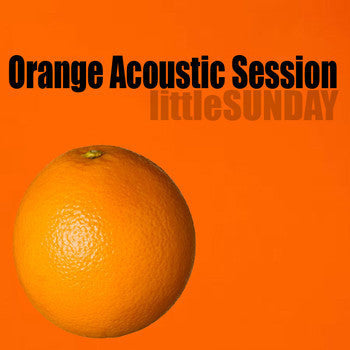 littleSUNDAY - ONLY HUMAN - ACOUSTIC (SINGLE) - PrimalAttitude.com - 1
