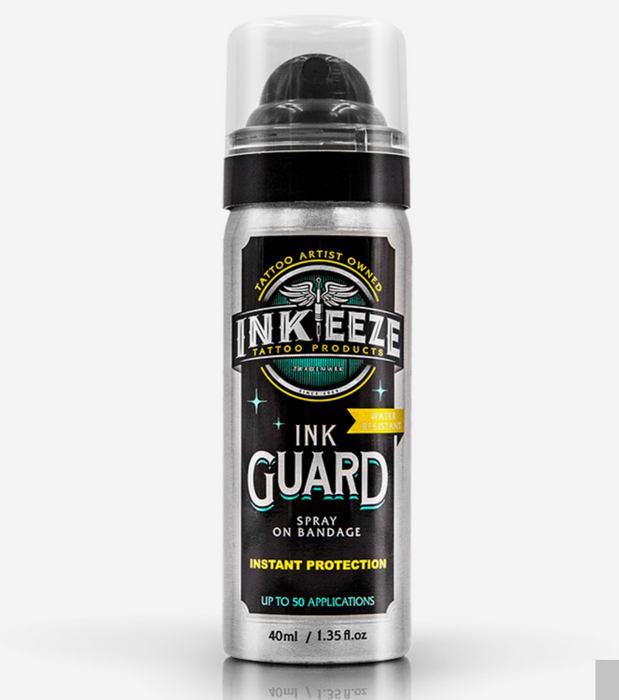 INK GUARD SPRAY ON BANDAGE - 1.35OZ