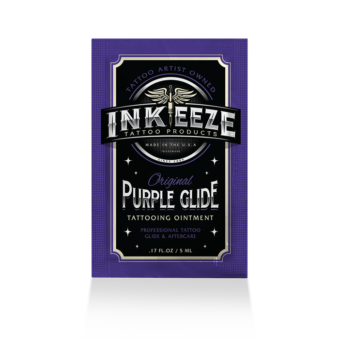 Purple Glide Packettes by Ink-Eeze 5ml