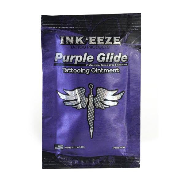 Purple Glide Packettes by Ink-Eeze 5ml - PrimalAttitude.com