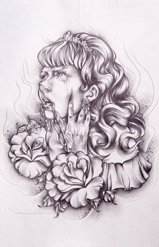 "Samantha Storey's - ""The Agony of Beauty"" - PrimalAttitude.com"