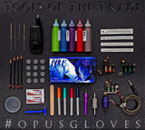 Opus Premium Tattoo Gloves - Box - PrimalAttitude.com - 10