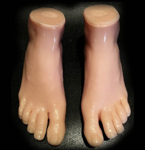A Pound Of Flesh - Left Foot - PrimalAttitude.com