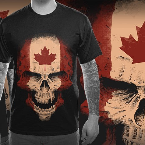 """THESE COLORS DON'T RUN"" by Primal Attitude Clothing Co. - PrimalAttitude.com - 1"