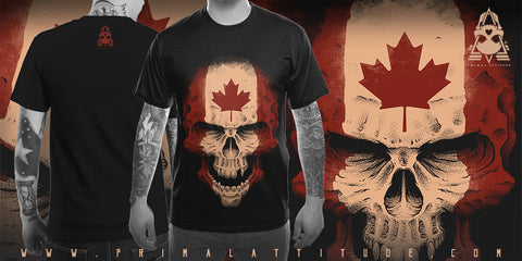 """THESE COLORS DON'T RUN"" by Primal Attitude Clothing Co. - PrimalAttitude.com - 2"