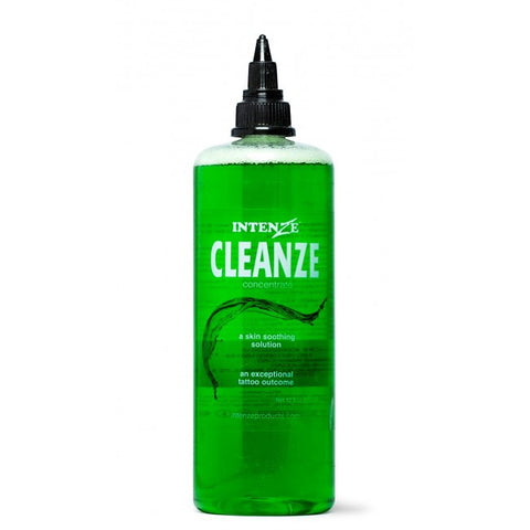 INTENZE Cleanze Concentrate - PrimalAttitude.com