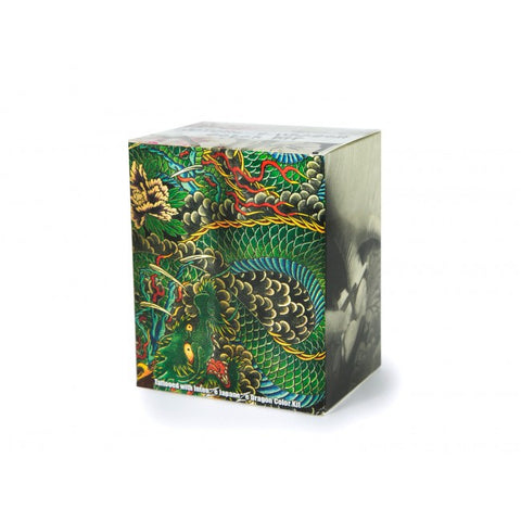 Dragon Color Tattoo Ink Set - PrimalAttitude.com