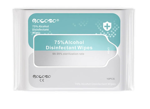 Disinfecting Wet Wipes - 75% Alcohol