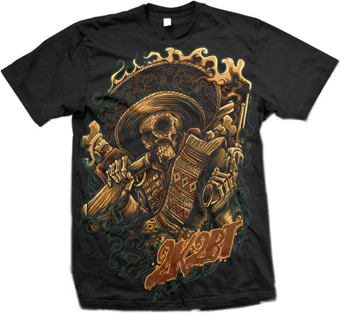MARIACHI KILLER by 2K2BT Clothing - PrimalAttitude.com