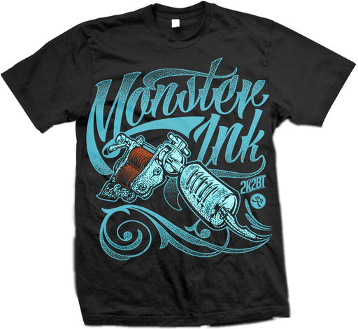 MONSTER INK by 2K2BT Clothing - PrimalAttitude.com