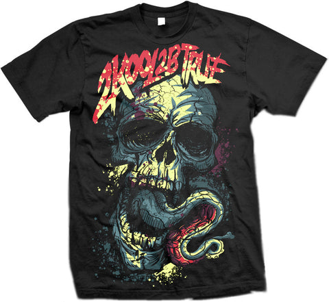 SKULL OCTOPUS by 2K2BT Clothing - PrimalAttitude.com