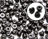 Snug Fit Rubber Nipples - Bag of 100 - Tattoo Supplies - PrimalAttitude.com - 4