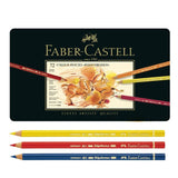faber-castell polychromes pencil set
