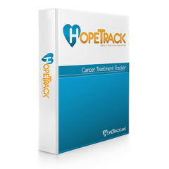 The HopeTrack Cancer Treatment Tracker