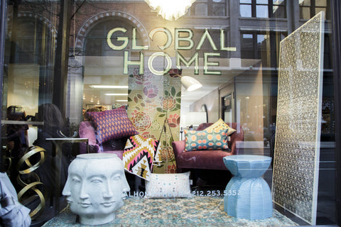 Global Home Flatiron Front Window