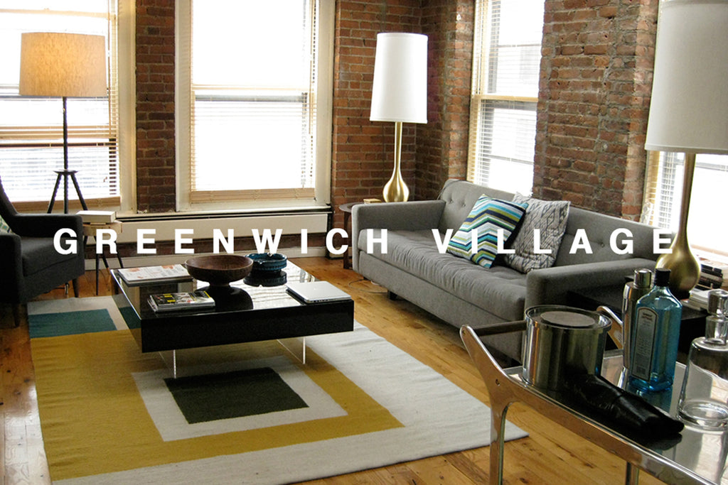 Global Home | Interior Design | Greenwich Village