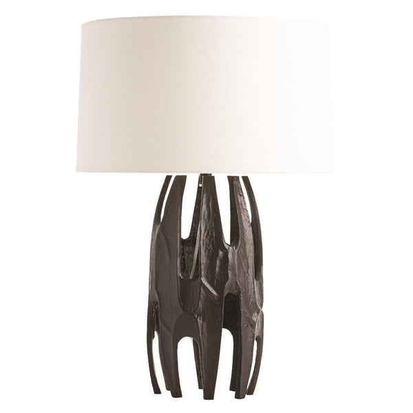 Brutalist Table Lamp - Lighting - Global Home