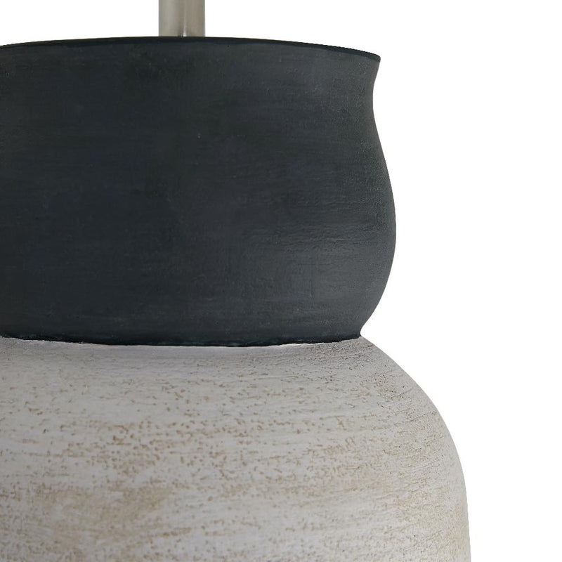 Terracotta Colorblock Lamp - Lamp - Global Home