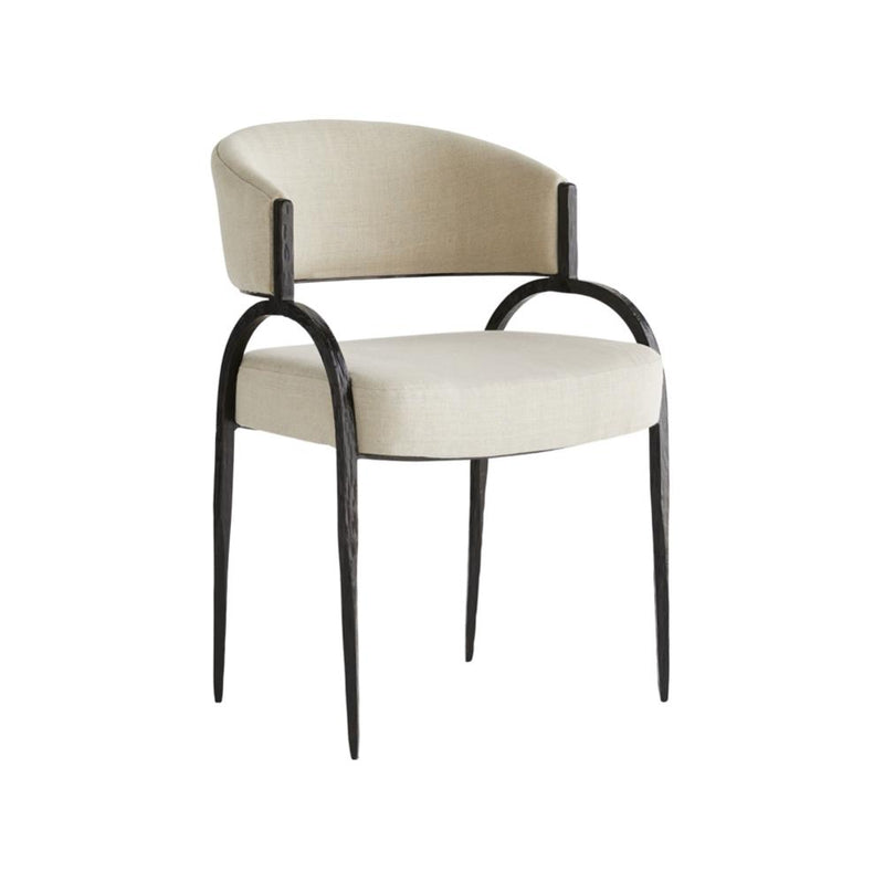 Iron Framed Chair - Chair - Global Home