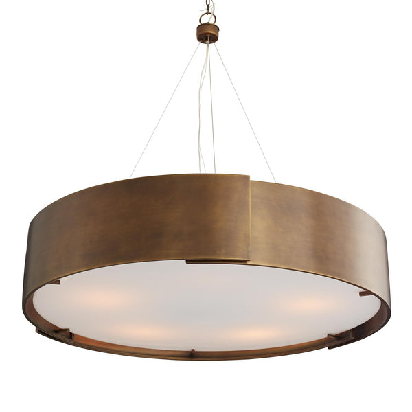 Large Discus Pendant Chandelier - Lighting - Global Home