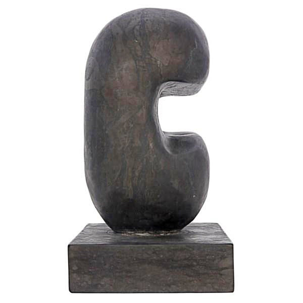 Abstract Object in Black Marble - Objects - Global Home
