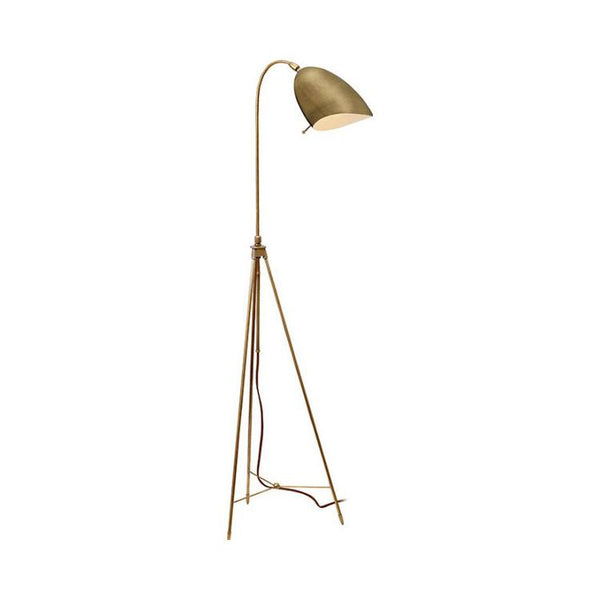 Allston Floor Lamp -3 Finishes - Lighting - Global Home
