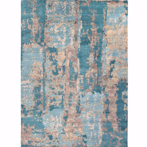 Dappled Beauty Wool/Silk Rug - Rugs - Global Home