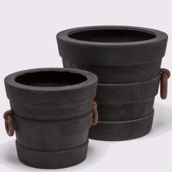Lesu Planters - Objects - Global Home