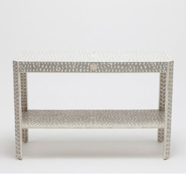 Luxor Console-Grey - Tables - Global Home
