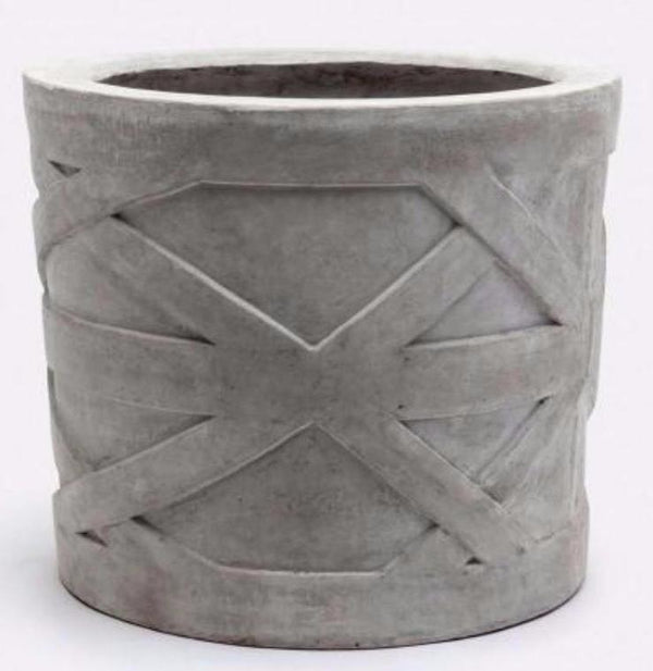 Isaac Concrete Planter - Planter - Global Home