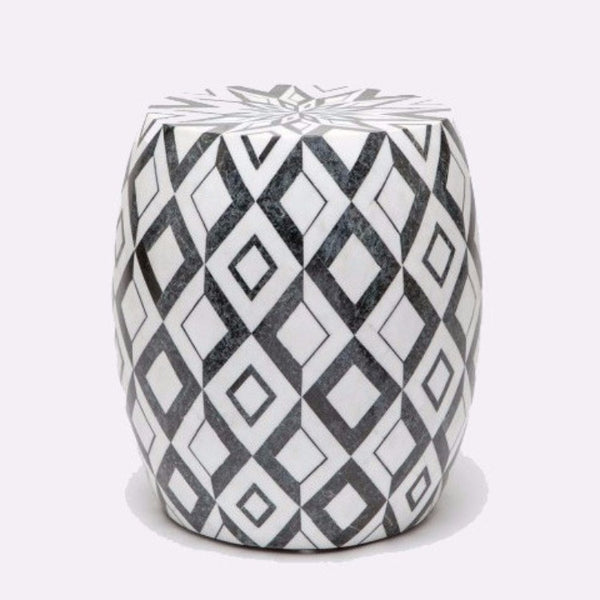 Ankara Stool - Tables - Global Home