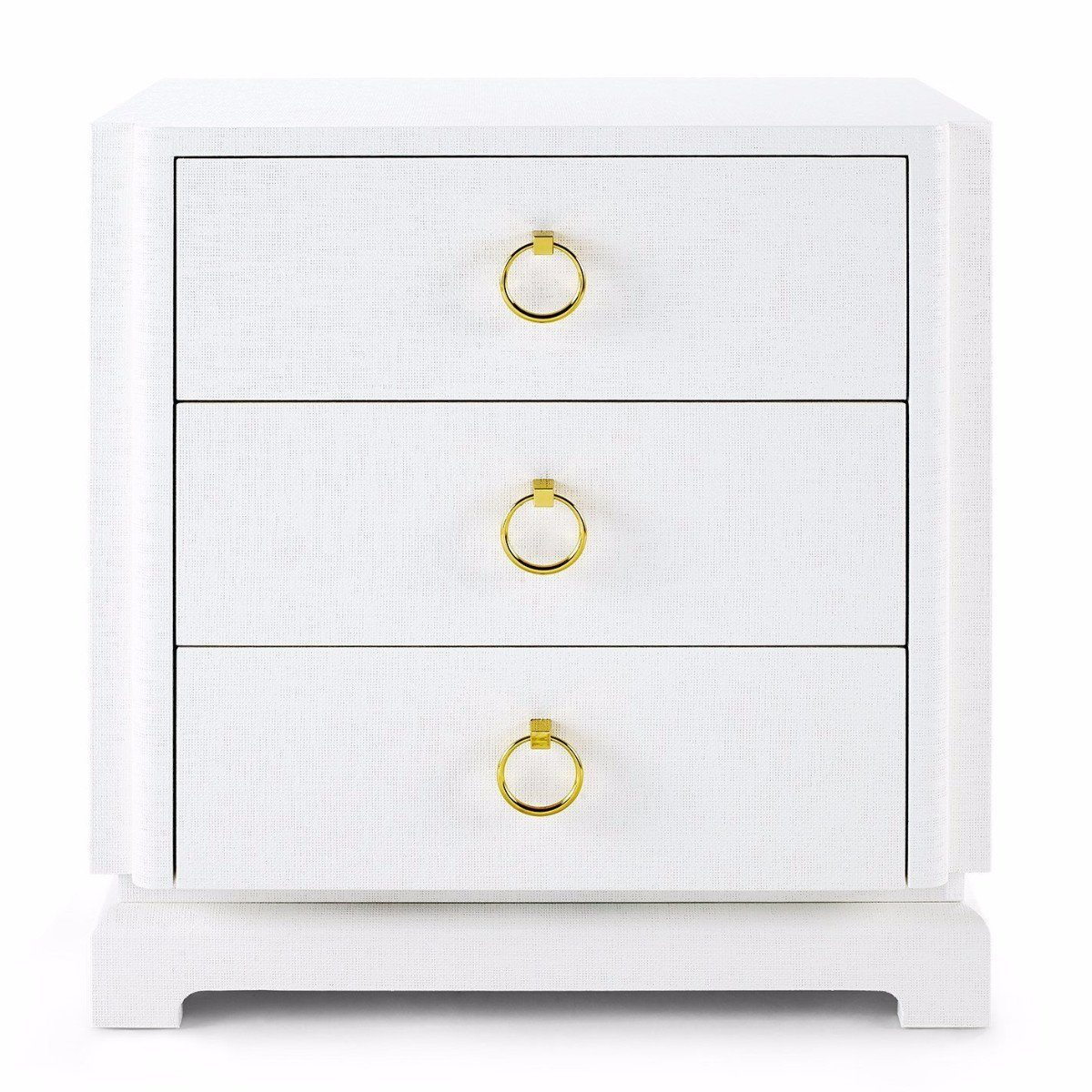Paul 3 Drawer Side Table   Side Table   Global Home ...