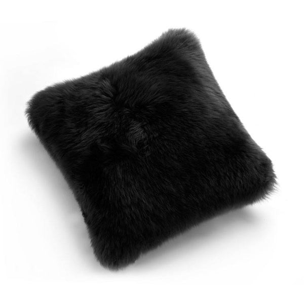 "Sheepskin Pillows- 20"" Square - Pillow - Global Home"