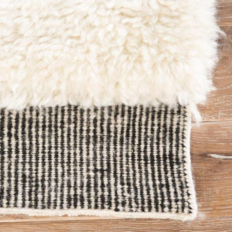 Tangier Hand-Knotted Deep Pile Wool Rug - 3 Sizes - Rugs - Global Home