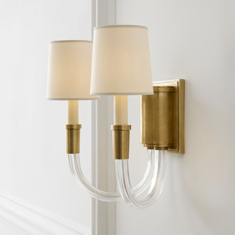 Vivian Double Sconce - Lighting - Global Home