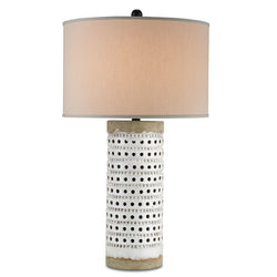 Eyelet Table Lamp - Lighting - Global Home
